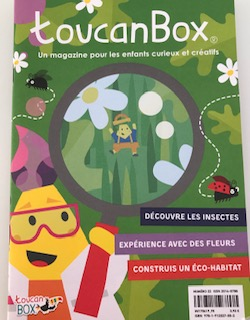 Le petit magazine toucanBox