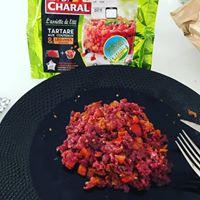 Tartare aux petits légumes
