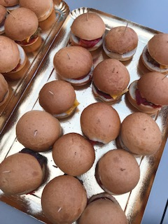 Les minis burgers du French Burger
