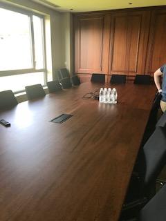 Table salle de réunion