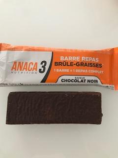 Barre saveur chocolat