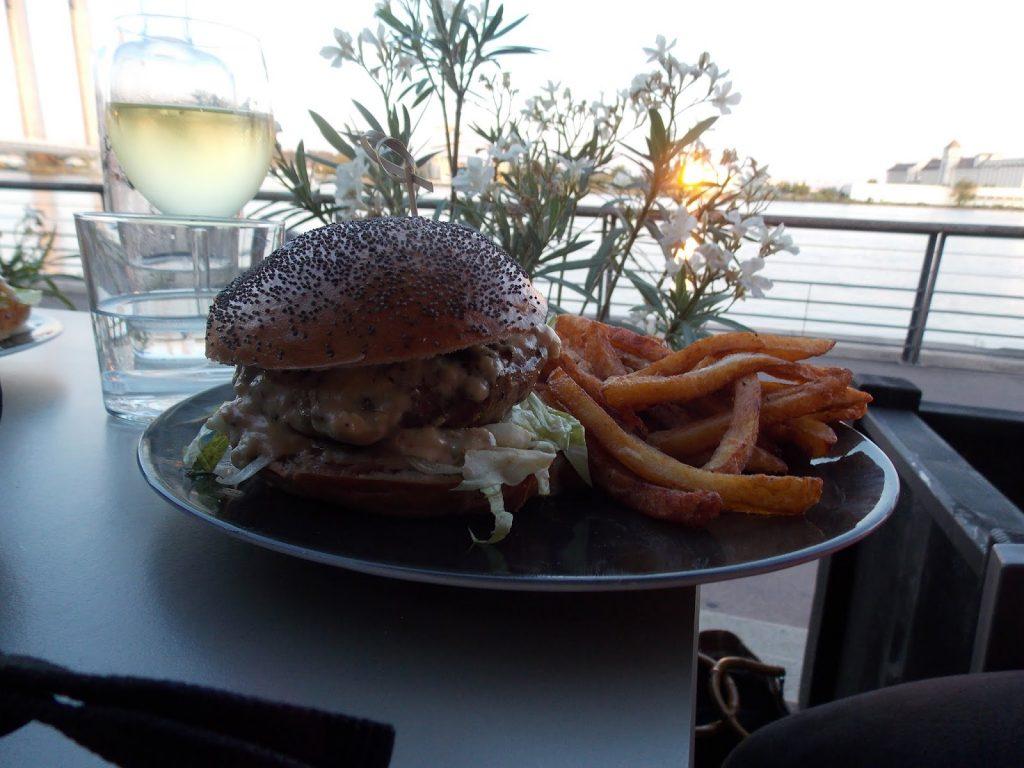 Le burger de Céline