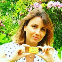 Aurélie, la créatrice des petits biscuits