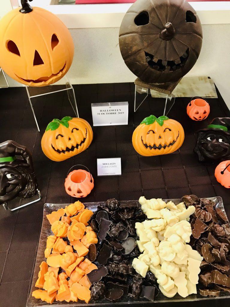 Composition Halloween