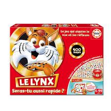 Le lynx, le jeu pour toute la famille.