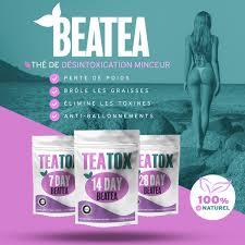Les bienfaits de la cure détox Teatox de Beatea.