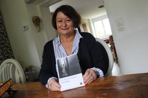 Chantal Blanc auteur du livre Un été à la campagne.