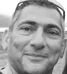 Fredreic Chahmerian auteur du livre Arès la Violence la Vie.