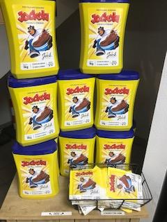 Le Jokola que vous pouvez acheter soit en format individuel soit en boite.
