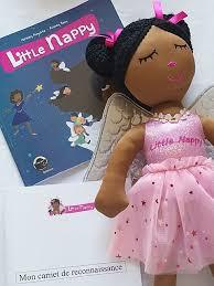 La poupée Little Nappy.