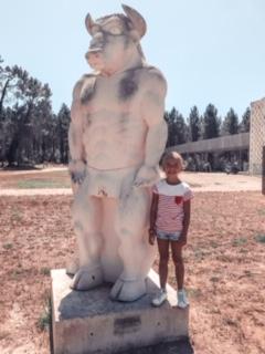 Mimi et le minotaure