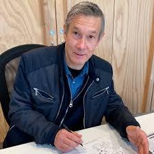 L'illustrateur de La Petite Souris.