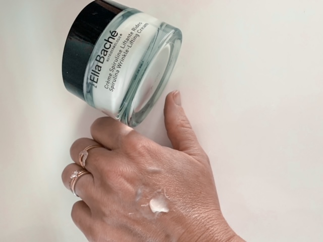 Texture crème